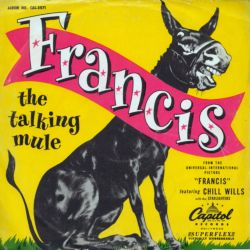 Sixty-one years ago, my donkey's Uncle Francis became a movie star. Hollywood followed him with cameras during the war and showed their footage to the world. Yes, reality shows existed […]